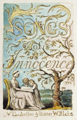 a symbol of innocence and experience in william blakes the clod and the pebble William blake, it seems  the surface simplicity of songs of innocence and experience therefore gives us an easier opportunity to experience blakes own world.
