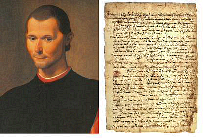niccolo machiavelli+essays