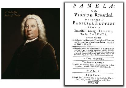 pamela or virtue rewarded essay Week 3 quiz - week 3 quiz question 1 2 out essay question 3 2 out of 2 points why did richardson tell the plot of his novel pamela, or virtue rewarded.
