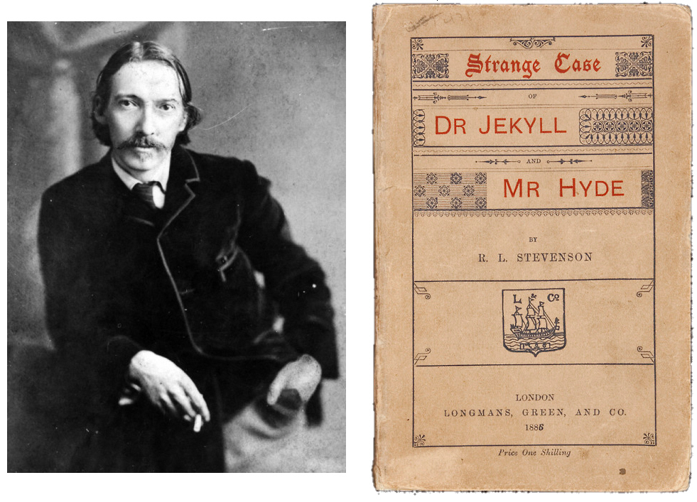 contrast essay dr jekyll and mr hyde robert louis stevenson What's the difference between strange case of dr jekyll and mr hyde the book and dr  robert louis stevenson:  dr henry jekyll/mr edward hyde .