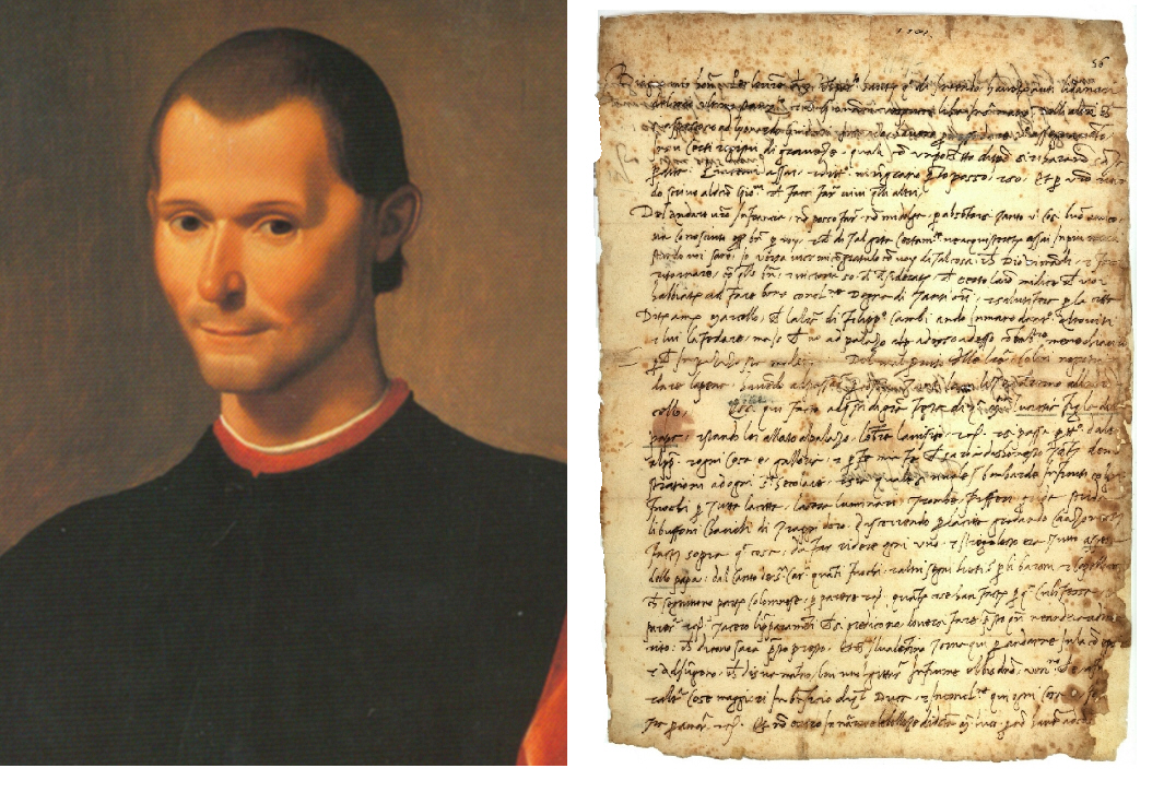 Machiavelli the prince essay