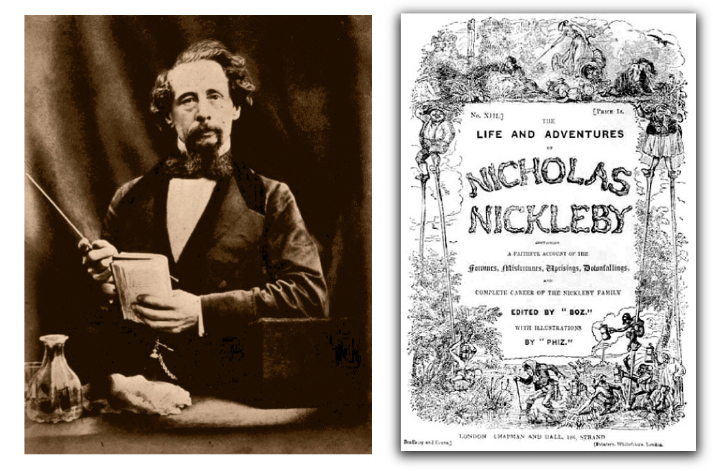nicholas nickleby 2018-8-20  stunning photography, outrageous characters and a powerful, emotionalstory: that&#39s nicholas nickleby, the 2002 adaptation from the famousbook by charles dickens.