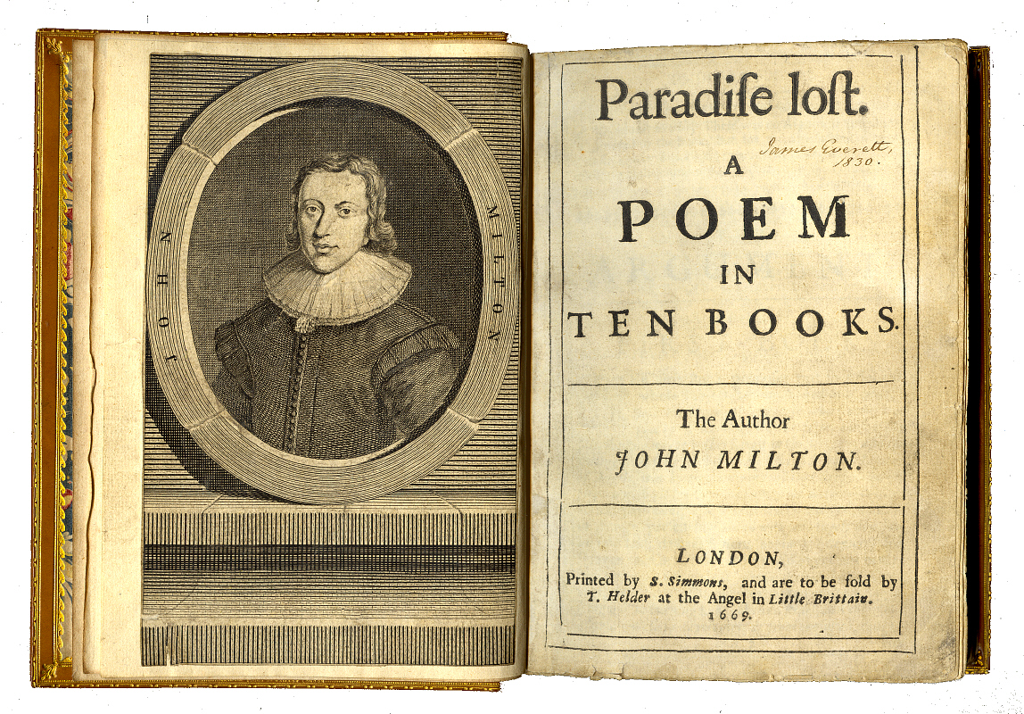 paradise lost by john milton the Paradise lost & paradise regained the reader of milton's higher argument in paradise lost - patricia a callahan [pdf] paradise lost and seventeenth-century pageantry - vivienne k holland [pdf.