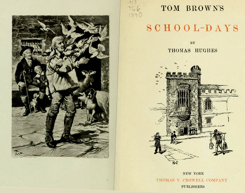 tom browns schooldays characters