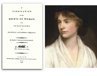 essays on mary wollstonecraft